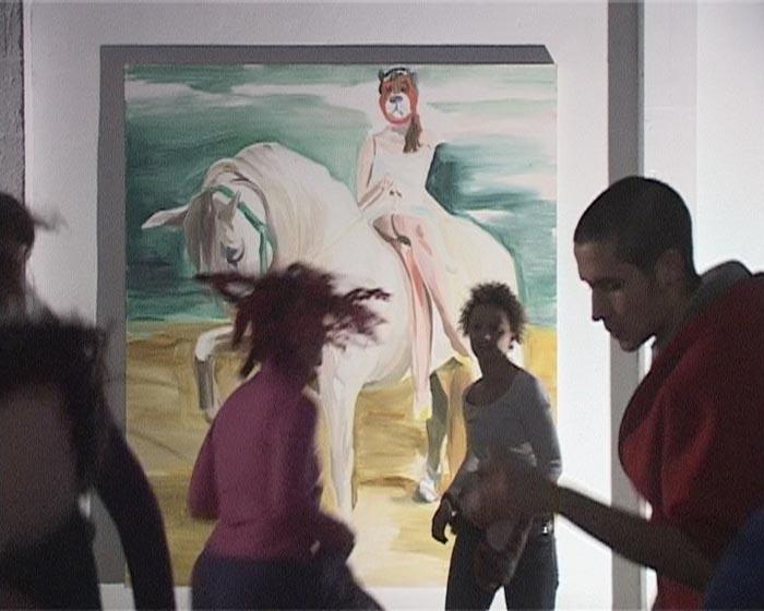 Frame Performance The Shaman Horse