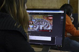 'Introducción al vídeo interactivo y los proyectos transmedia'
